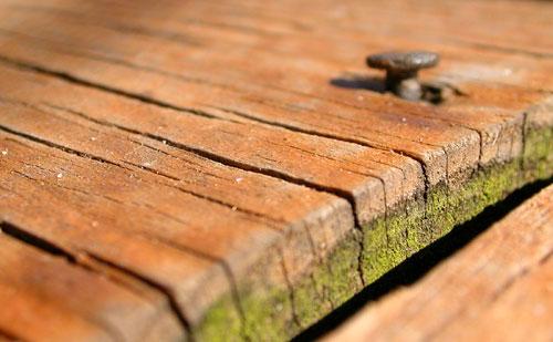 Nail in a Board