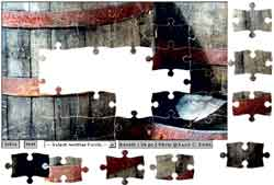 Jigsaw Puzzle Screen Shot